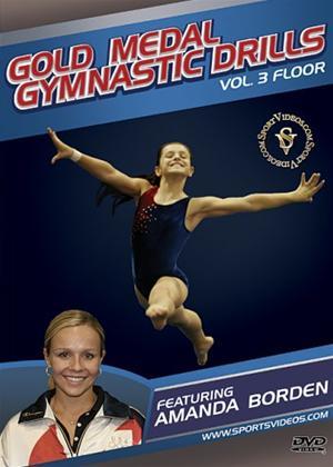 Rent Gold Medal Gymnastic Drills: Vol.3: Floor Online DVD Rental