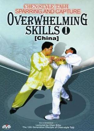 Rent Chen-Style Tai Chi Sparring, Capture and Overwhelming Skills: Vol.1 Online DVD Rental