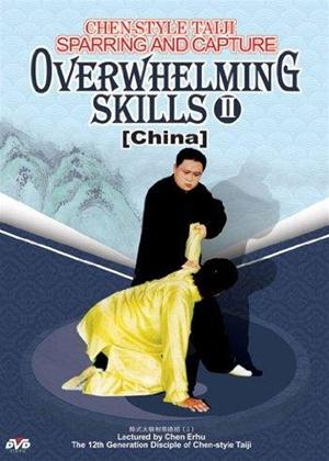 Rent Chen-Style Tai Chi Sparring, Capture and Overwhelming Skills: Vol.2 Online DVD Rental