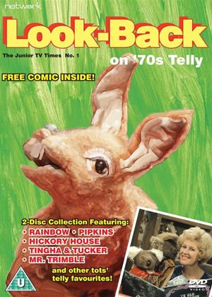 Rent Look Back on '70s Telly: No.1 Online DVD Rental