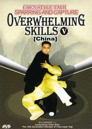 Rent Chen-Style Tai Chi Sparring, Capture and Overwhelming Skills: Vol.5 Online DVD Rental