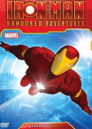 Rent Iron Man Armoured Adventures: Series 2: Vol.1 Online DVD Rental