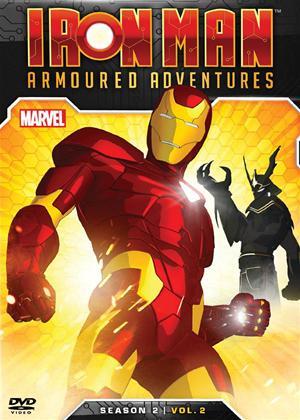 Rent Iron Man Armoured Adventures: Series 2: Vol.2 Online DVD Rental
