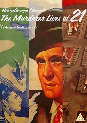 The Murderer Lives at 21 Online DVD Rental
