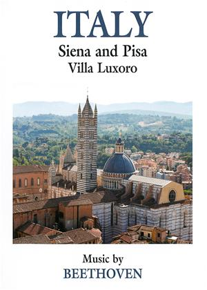 A Musical Journey: Italy: Sienna, Pisa and Villa Luxoro Online DVD Rental