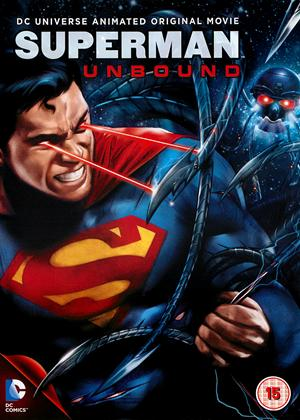 Superman: Unbound Online DVD Rental
