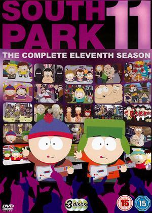Rent South Park: Series 11 Online DVD Rental