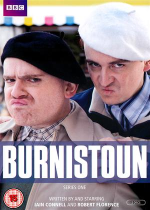 Burnistoun: Series 1 Online DVD Rental