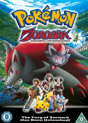 Pokemon: Zoroark: Master of Illusions Online DVD Rental