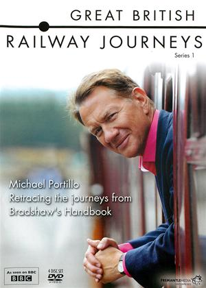 Rent Great British Railway Journeys: Series 1 Online DVD Rental