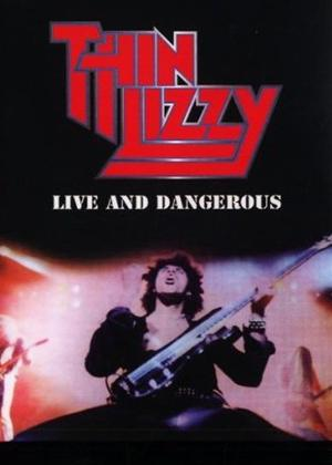 Thin Lizzy: Live and Dangerous: At the Rainbow Online DVD Rental