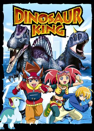 Dinosaur King Online DVD Rental