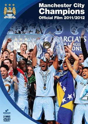 Manchester City: Season Review 2011/2012 Online DVD Rental