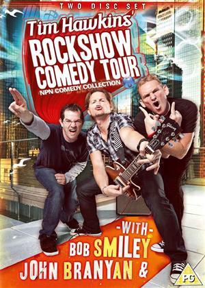 Rockshow Comedy Tour Online DVD Rental