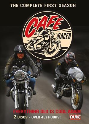 Rent Café Racer: Series 1 Online DVD Rental
