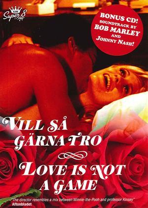Rent Love Is Not a Game (aka Vill Så Gärna Tro) Online DVD Rental