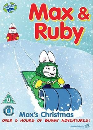 Rent Max and Ruby: Max's Christmas Online DVD Rental