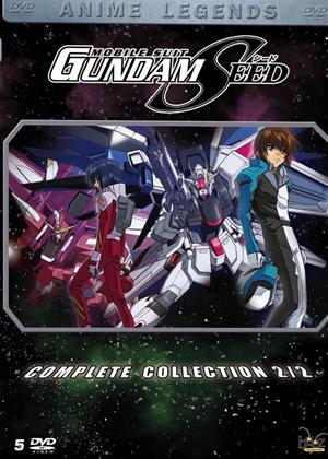 Rent Gundam Seed Part 2: Anime Legends Online DVD Rental