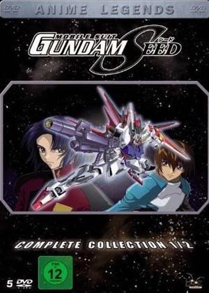 Rent Gundam Seed Part 1: Anime Legends Online DVD Rental