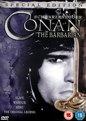 Rent Conan the Barbarian Online DVD Rental