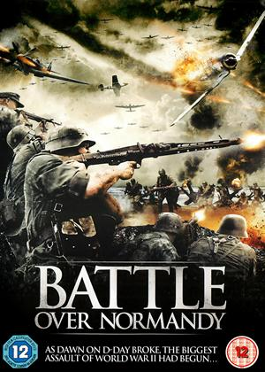 Battle Over Normandy Online DVD Rental