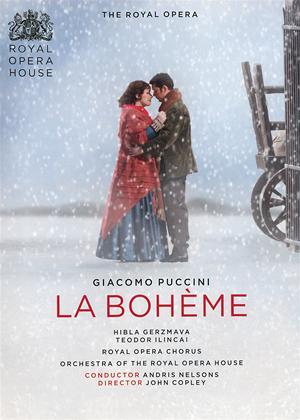 Rent La Bohème: Royal Opera House (Nelsons) Online DVD Rental