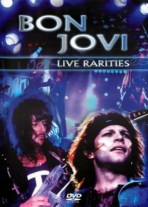 Bon Jovi: Live Rarities Online DVD Rental