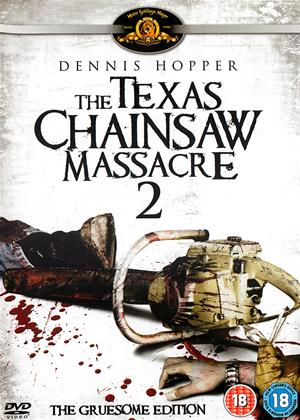 The Texas Chainsaw Massacre 2 Online DVD Rental