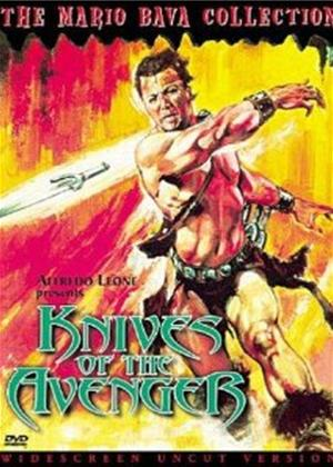Knives of the Avenger Online DVD Rental