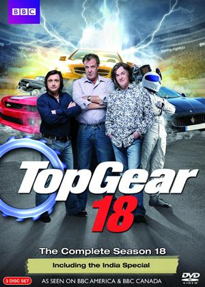 Top Gear: Series 18 Online DVD Rental