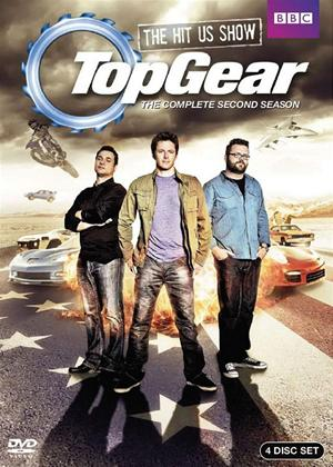 Rent Top Gear: Series 2 Online DVD Rental