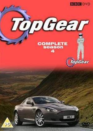 Top Gear: Series 4 Online DVD Rental
