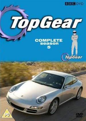 Rent Top Gear: Series 5 Online DVD Rental