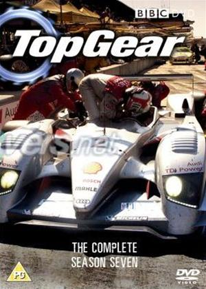 Top Gear: Series 7 Online DVD Rental