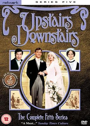 Upstairs Downstairs: Series 5 Online DVD Rental