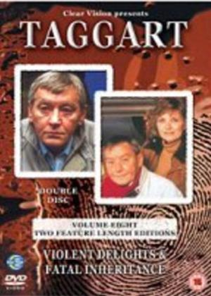 Rent Taggart: Violent Delights / Fatal Inheritance Online DVD Rental