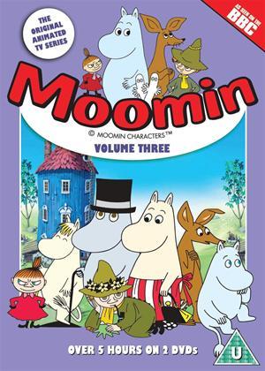 Rent Moomin: Series 3 Online DVD Rental