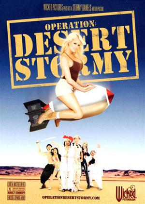 Operation: Desert Stormy Online DVD Rental