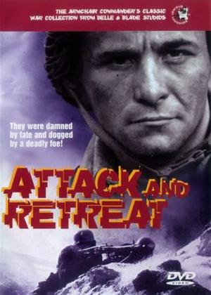 Attack and Retreat Online DVD Rental