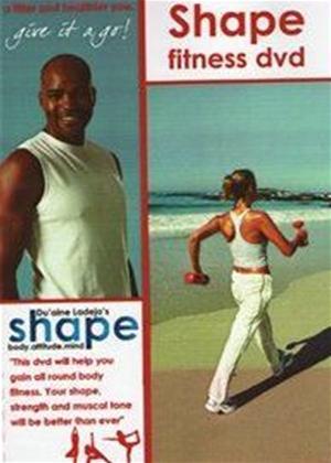 Rent Du'aine Ladejo: Fitness Online DVD Rental