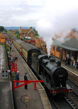 Rent Railway Memories: Steam Train Walks Online DVD Rental