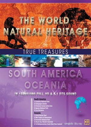 Rent World Natural Heritage: South America Online DVD Rental