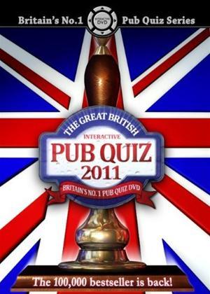 Rent 2011 Pub Quiz Online DVD Rental
