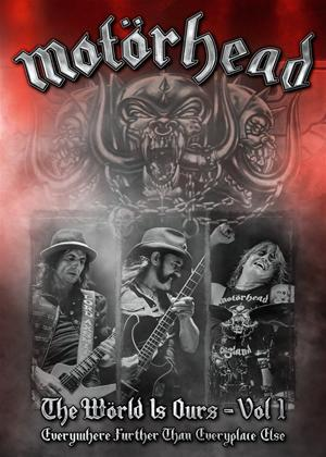 Motorhead: Live in Good Old New York Online DVD Rental