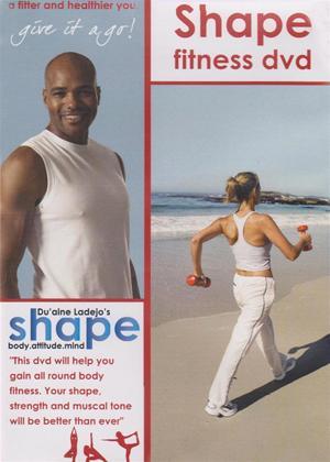 Rent Du'aine Ladejo's Shape Fitness Online DVD Rental