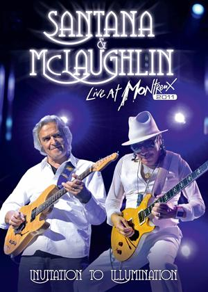 Santana and McLaughlin: Invitation to Illumination: Live at Montreux Online DVD Rental
