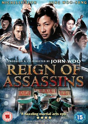 Reign of Assassins Online DVD Rental
