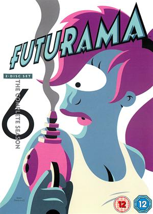 Futurama: Series 6 Online DVD Rental