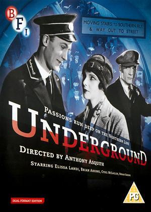 Underground Online DVD Rental