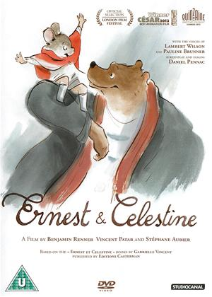 Ernest and Celestine Online DVD Rental